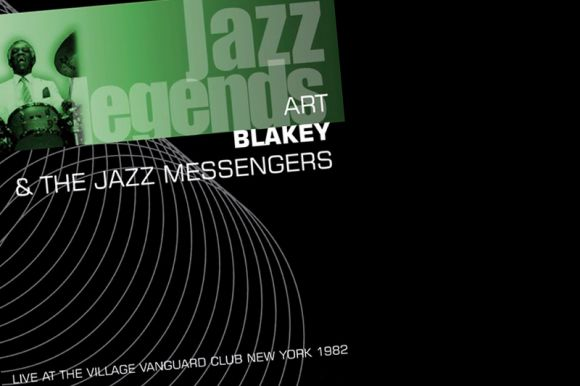 Art Blakey & The Jazz Messengers - Live At The Village Vanguard Club 1982