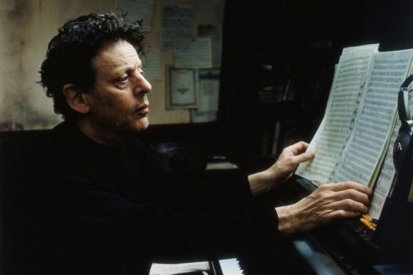 La música de Philip Glass
